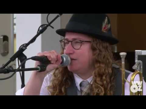 The Gentilly Stompers Jazz Band  2017