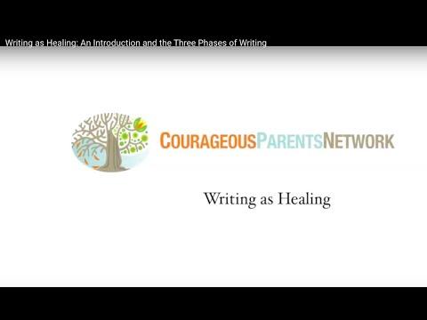 Writing as Healing