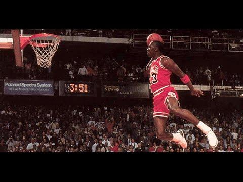 Jordan Michael Meilleur Dunks Jamais
