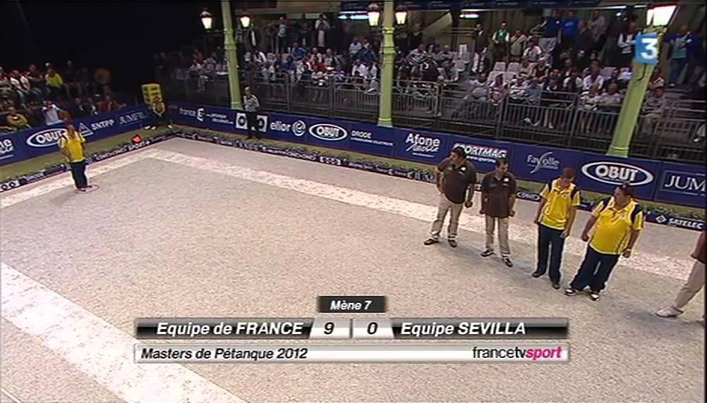 Download Finale masters Petanque 2012   France vs Quintais