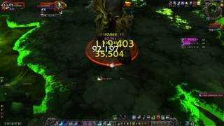 Frost DK solo Mythic Archimonde