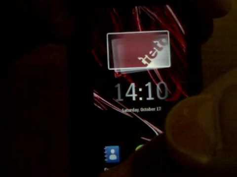 Qt on Symbian demo in Qt DevDays 2009