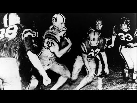 The legend of Billy Cannon