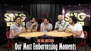 SnG: What Are Our Most Embarrassing Moments? | The Big Question Episode 13 | Video Podcast
