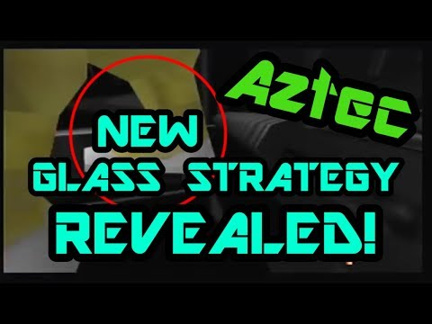 New Aztec Glass Strategy REVEALED! Confirmed Faster, 1:23 or Lower Possible!