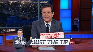 Stephen Has Some Tips For Hillary Clinton