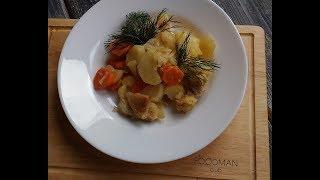 Рыба с картошкой в горшочках: рецепт от Foodman.club