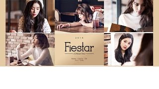피에스타 (FIESTAR) - MIRROR [MP3 AUDIO/COLOR CODED]