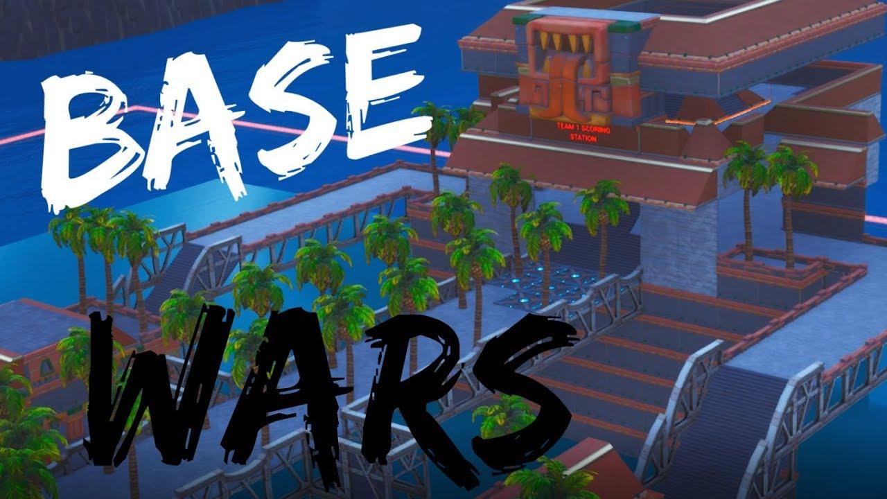7 Sky Bases Fortnite Base Wars Ldohdyt Fortnite Creative Map Code