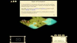 Civilization 3 - The French - complete playthrough