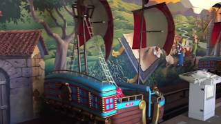 Disney's Peter Pan ripoff ride | Don Quixote's Magical Flight POV