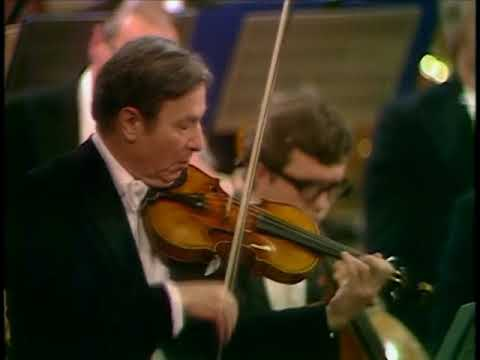Concerto for Violin and Orchestra in D major, op. 61 - Nathan Milstein