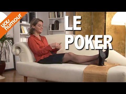 Victoire chez le psy, Le poker