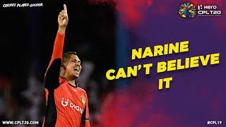 Sunil Narine can
