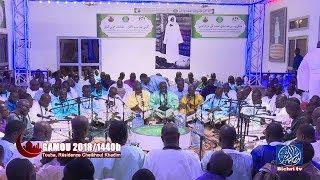 Gamou 2018 |Jazbul Qullob kourel 1 Hizbut Tarqiyyah à la Résidence Cheikhoul Khadim