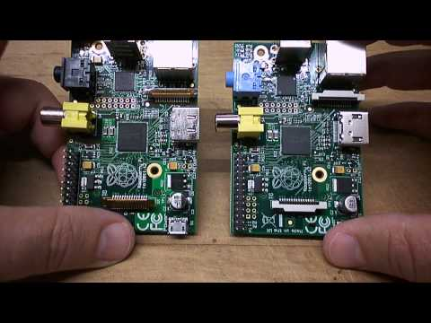 Raspberry Pi: Differences between Made in the China vs Made in UK