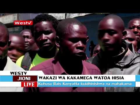 Wakaazi wa Kakamega wana hisia mseto kufuatia uamuzi wa mahakama ya upeo