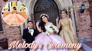 Download Melody's 15 Official~ Ceremony!!! Part 1/ The Aguilars Mp3 and Videos