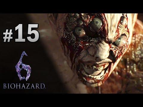 #15 喪失記憶的 Chris 回歸 BSAA | Biohazard 6 生化危機 6 中文版