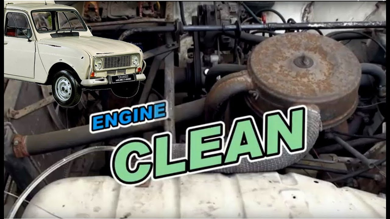 Old car engine decarbonisation HHO cleaning - visual efect - YouTube