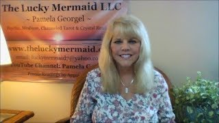 Cancer Psychic Tarot Reading June 2018 by Pam Georgel