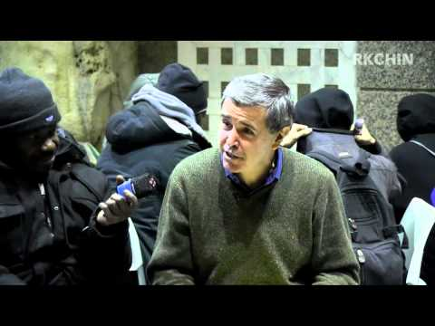 Allan Nairn East Timor & Occupy Wall St discussion Jan 9 2012