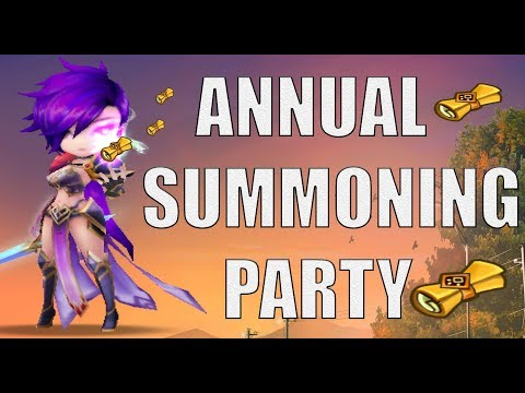 SW Annual Summoning Party