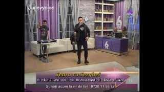 Seara cu Serghei - Dj Dexter, Eric si Mihai (28 februarie 2013) 6TV part.2