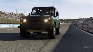 Forza Motorsport 6 - Land Rover Defender 90 1997 - Test Drive Gameplay (HD) [1080p60FPS]