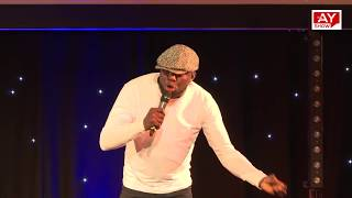 Emeka Smith Tearing London Audience Apart