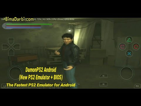PS2 Android) Jet Li: Rise to Honor | DamonPS2 Pro Android