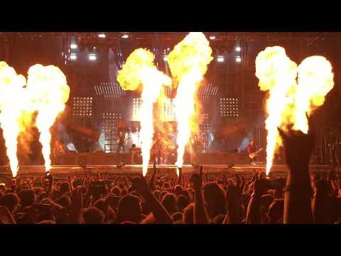 Rammstein - Du Hast (Graspop Metal Meeting 16/06/2017)