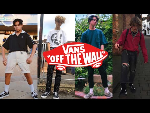 HOW TO STYLE OUTFITS WITH VANS | SICCKFITS