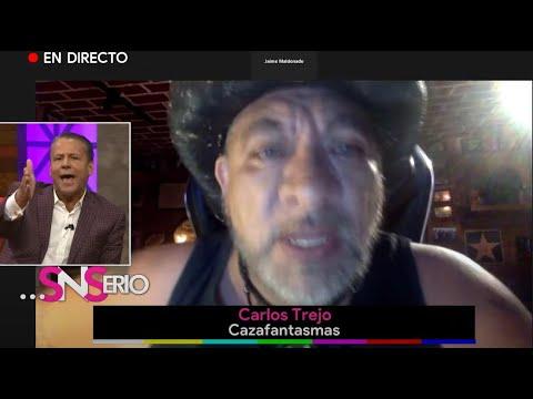 ¡Alfredo Adame le menta la madre a Carlos Trejo! | SNSerio
