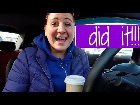 DRIVE THROUGH RAMSTEIN HOUSING    |    I DID IT!!!