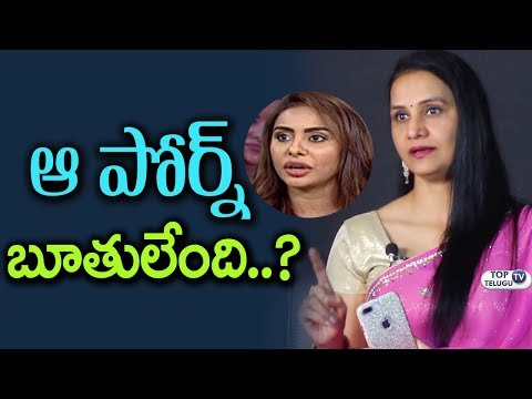 Actress Apoorva Comments on Sri Reddy bad language   Actress Apoorva Interview With Raj Kamal