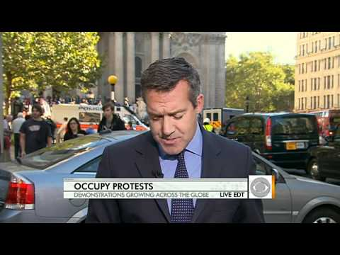 """Occupy"" demonstrations in cities across globe"