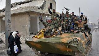 أخبار عربية | المعارضة السورية المسلحة تستعيد مواقع في 3 أحياء بحلب
