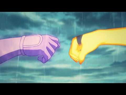AMV Naruto vs Sasuke  batalha final  skilletfalling Inside the black