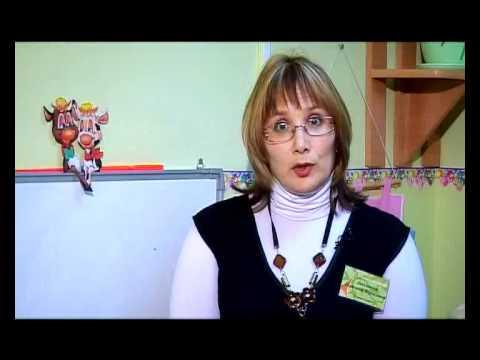 Как научить ребенка слогам – видео урок