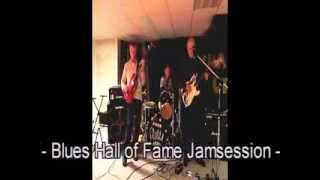 Barnaby´s Blues Hall of Fame Jamsession teaser feat. houseband RED HOUSE