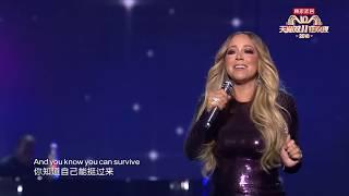Mariah Carey - Hero 2018 Live