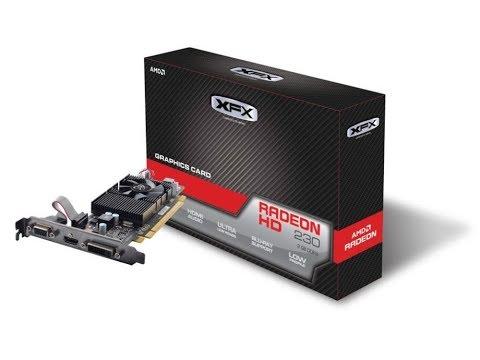Placa De Vídeo Amd Radeon R5 230 128 Bits 2gb Ddr3 Xfx