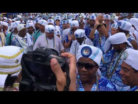 Filhos de Gandhy - Padê - Carnaval 2018