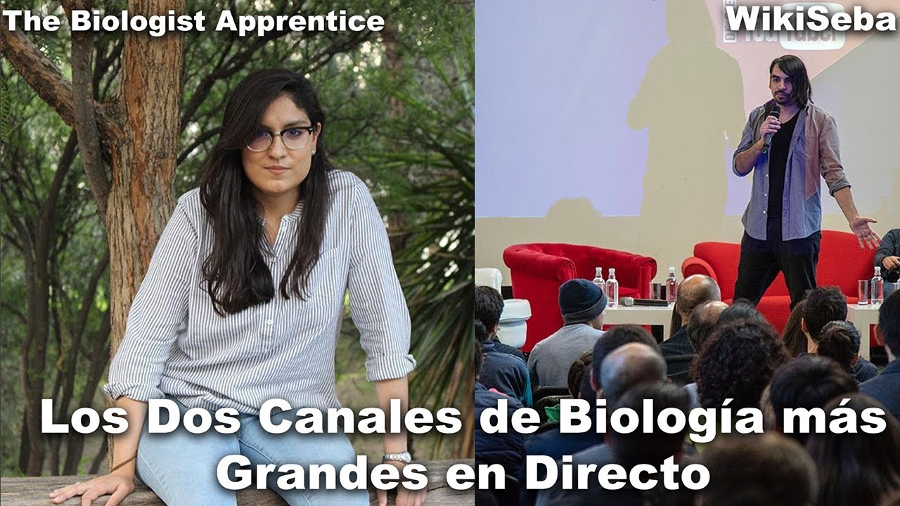 La Ciencia detrás del YouTuber ft. The Biologist Apprentice