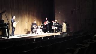 Eau Claire Jazz Festival 2012 - NCU Fusion Ensemble - Triangles