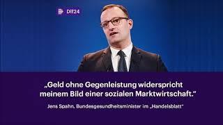 Jens Spahn (CDU) - Grundeinkommen