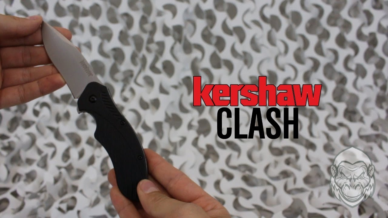 Kershaw Clash 1605 Folding Knife