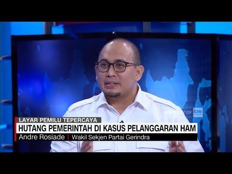 Kasus Novel Mandek, Gerindra: Prabowo Presiden, 3 Bulan Selesai