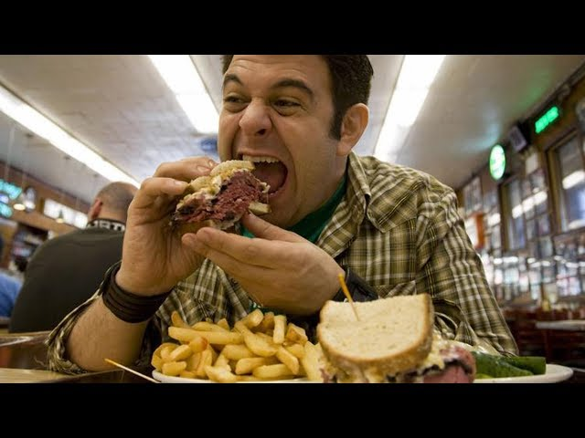 The Untold Truth Of Man V Food